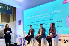 panel discussion at Bett Show 2019