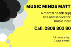 Music Minds Matter poster